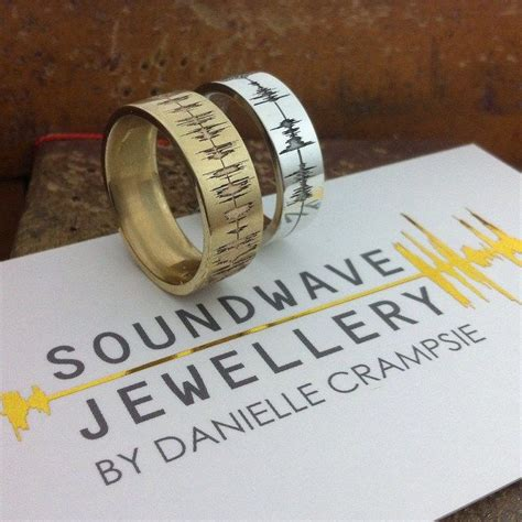 beautiful day for a wedding his and hers custom soundwave