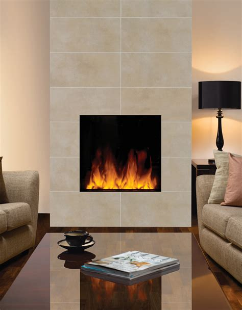 modern tile fireplace riva2 electric inset 55 70 fires gazco built in fires