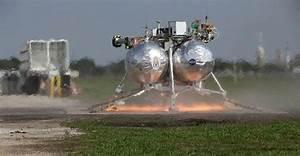 La NASA dopo Curiosity testa il Lander Morpheus