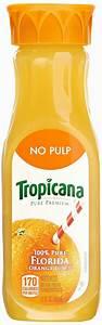 Tropicana  Orange Juice  No Pulp Reviews In Juice