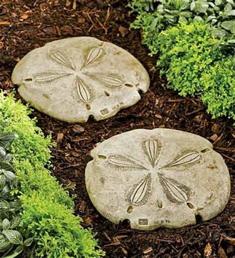 sand dollar stepping stones creative mosaics
