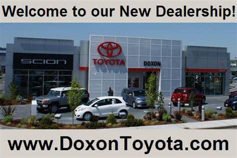toyota dealers washington doxon toyota car dealership in auburn wa 98002 1804