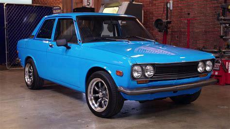 Datsun 510 Parts by Wheeler Dealers S15 E7 Datsun 510 Motoringbox
