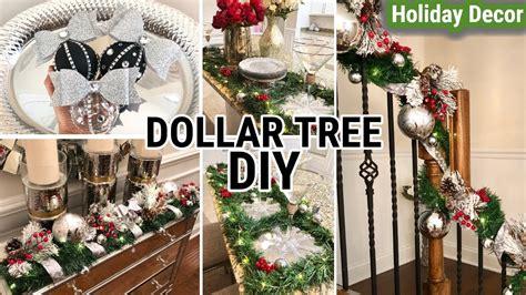dollar tree christmas diys diy holiday home decor ideas