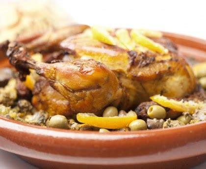 cuisine marocaine tajine tajine de poulet à la marocaine recette de tajine de