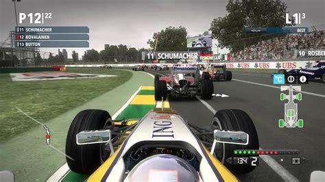 F1 2012 - F1 2007 Mod - YouTube