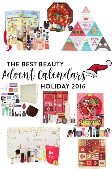 The Best Beauty Advent Calendars For 2016  Hairspray And