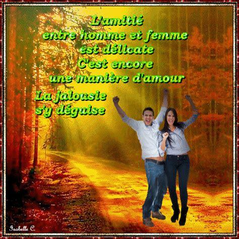 Amitié Homme Femme Citation Amitie Amour