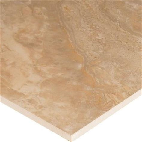 onyx sand 12 in x 12 in glazed porcelain floor and wall