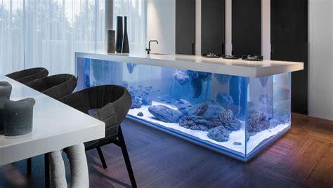 ocean  kitchen aquariums  interior interiorholiccom