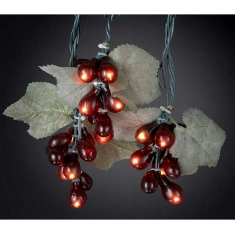 novelty lights and lighted tree toppers ksa burgundy mini