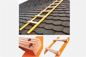 Echelle De Toit : echelle de toit en bois ~ Edinachiropracticcenter.com Idées de Décoration