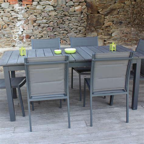 table de jardin promo auchan