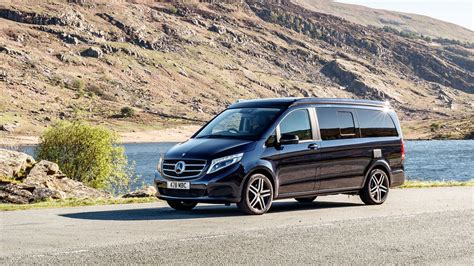Mercedes V Class Backgrounds by Mercedes V Class Marco Polo 2017 Review By Car Magazine