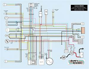 Diagram  Yamaha Xt250 Wiring Diagram Full Version Hd