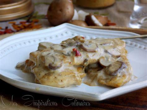 cuisine saine et simple sauce forestière aux chignons le cuisine de samar
