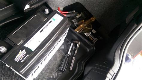Bmw E46 M3 Battery Replacement Chrisparentecom