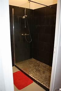 salle de bain a l39italienne With salle de bain avec douche a l italienne