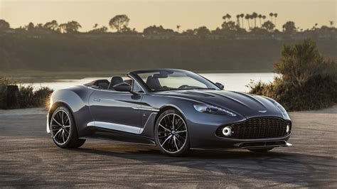 Aston Martin Vanquish 4k Wallpapers by 2017 Aston Martin Vanquish Zagato Volante 4k Wallpaper