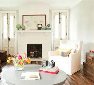 Bungalow Living Room Design by Fixing Up An Cottage From The 1940s