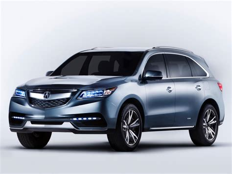 Www Acura Mdx 2014 by Acura Mdx 2014 официальные фото