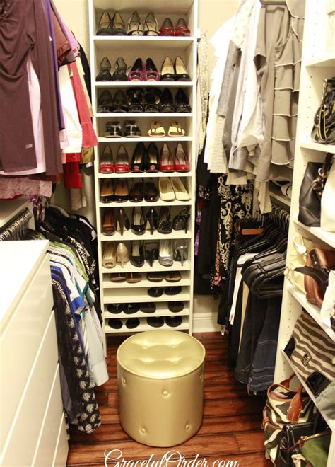 how to organize a walk in closet do it yourself 20 small walk in closet ideas makeovers the How To Organize A Walk In Closet Do It Yourself