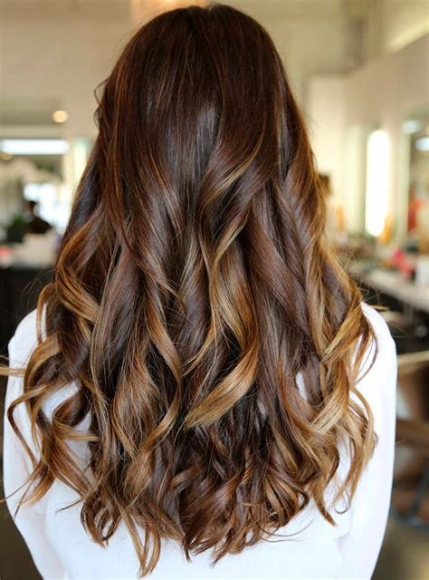 Hairstyles For Brown Hair With Highlights by Highlights For Brown Hair Hairstylo