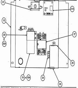 Control Box Diagram  U0026 Parts List For Model 38ckc060300 Carrier
