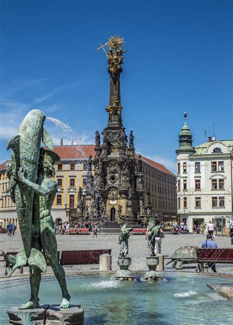 olomouc czech republic day trips