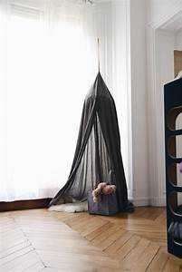 Tente Chambre Fille : chambre pour deux enfants fille et gar on diy une tente kids rooms kidsroom and room ~ Teatrodelosmanantiales.com Idées de Décoration
