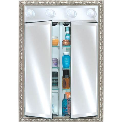 afina signature collection medicine cabinet medicine cabinets af ddlc lighted door medicine