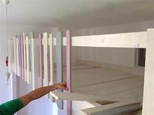 Hochbett Kinder Selber Bauen : willkommen auf der blog seite von cama luna wenn du interessiert an einem hochbett einer ~ Indierocktalk.com Haus und Dekorationen