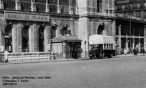 ancienne le de bureau autobus 1940 1950