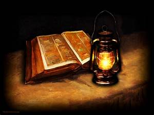 wallpapers thy word is a lamp unto my feet theswordbearer With lamp and light bible