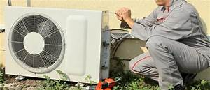 Pompe à Chaleur Aérothermique : quelle est la composition d 39 une une pompe chaleur ~ Premium-room.com Idées de Décoration