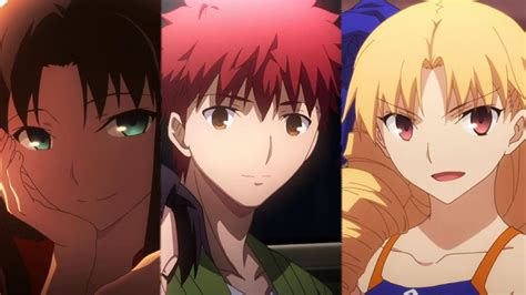 fate stay night unlimited blade works episode  anime