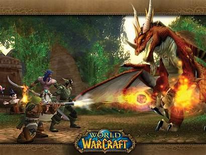 Warcraft Wallpapers Backgrounds Desktop Games