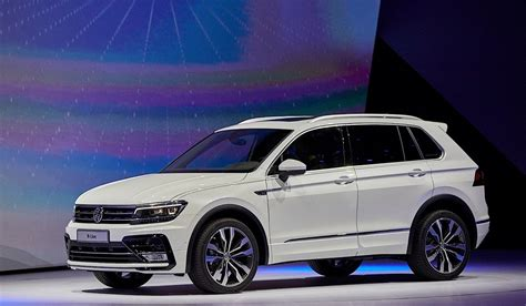 2018 Volkswagen Tiguan R News, Price, Release Date
