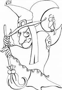 Bricolage Halloween Adulte : halloween coloring pages dessin garderie pinterest coloriage halloween coloriage et halloween ~ Melissatoandfro.com Idées de Décoration