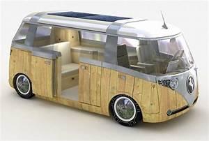 Renault Verdier : le camping car passe partout le combi volkswagen du futur ~ Gottalentnigeria.com Avis de Voitures