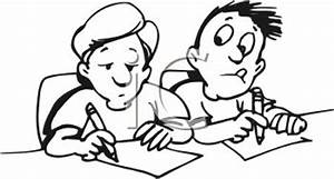 Student Taking Notes Clipart | Clipart Panda - Free ...