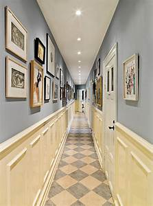 Decorating ideas for narrow hallway room