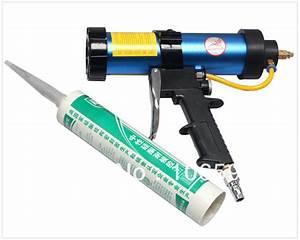 Pistolet Pour Tube Silicone : achetez en gros pneumatique pistolet calfeutrer en ligne ~ Edinachiropracticcenter.com Idées de Décoration
