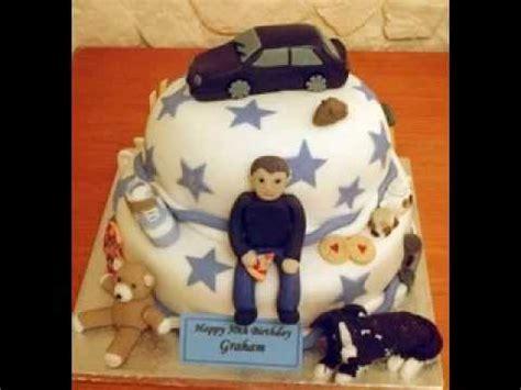 cool birthday cake ideas  men youtube