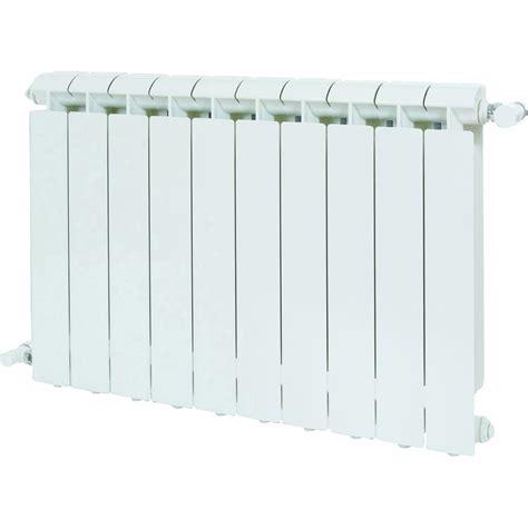 leroy merlin radiateur radiateur chauffage central klass blanc l 64 cm 1056 w
