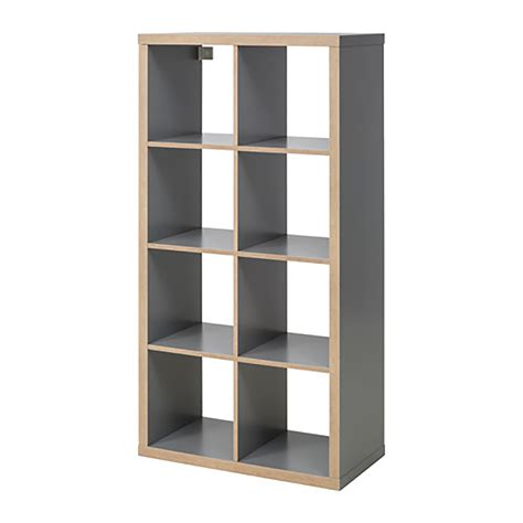 Ikea Etageres by Cad And Bim Object Kallax Etagere Gray Wood Effect Ikea