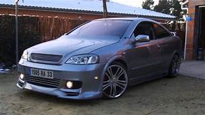 Opel Astra G Tuning Projects