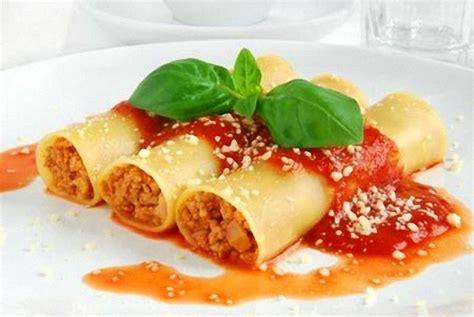 canelones de soja texturizada platos principales