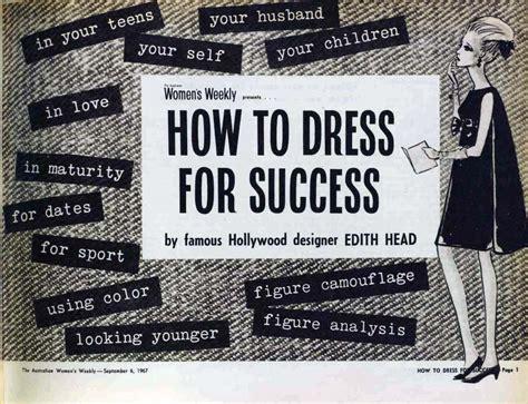 dress  success     man   guide