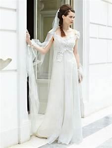 Robe De Mariage Champetre : trouvez la meilleure robe de mari e avec manches ~ Preciouscoupons.com Idées de Décoration